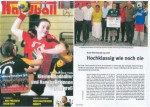 Vorankündigung 4. Ernst-Thiel-hummel-Cup